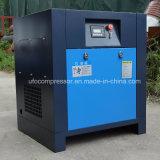 compressor van de Lucht van de 7.5kw10HP 8bar 10bar de Industriële Stationaire Elektrische Schroef 12.5bar
