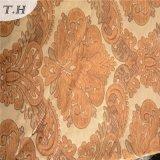 Tissu de jacquard de 2016 oranges pour le sofa et les meubles particulièrement (FTH32082)