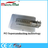 Illuminazione stradale materiale della PANNOCCHIA 100W LED di conduzione di calore di IP67/PCI