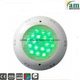 18W IP68 Подводные лампы для Бассейн Бассейн светодиодный индикатор