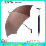 Зонтик костыля прямой ручки прочный