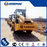 Liugong 12トンのタンデム振動ローラーのコンパクターClg6212e