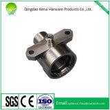 Personnalisé de pièces d'usinage CNC en aluminium de précision pour les motards de la machinerie de métal