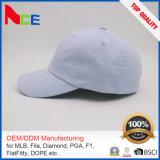 広州OEM ODMのロゴのない熱い販売6のパネルの野球帽