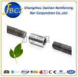 Accoppiatore meccanico del tondo per cemento armato d'acciaio del materiale da costruzione 16-40mm S45c della costruzione