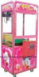 Macchina di lusso Playgroun dell'interno della gru del giocattolo dello stampaggio ad iniezione di vendita calda 2017