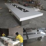 Élégant Mobilier de salle de conférence 2016 nouvelle conception de marbre de table de réunion Table de conférence haut de page