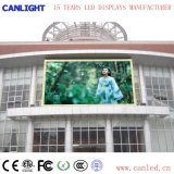 Schermo di visualizzazione fisso esterno del LED di colore completo P4 per fare pubblicità