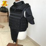 Veste à prova de balas macia da armadura Qf012 da proteção cheia