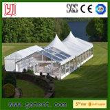 Luxuxhochzeits-hohe Spitzen-Zelt mit Belüftung-Deckel