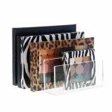 美デザインアクリルのスキンケア製品の表示ホールダー