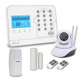 2018 sistema di allarme senza fili di 433MHz GSM+PSTN+WiFi con controllo di APP