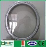 Het CirkelVenster van uitstekende kwaliteit van het Aluminium om Venster