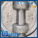 Didtek Dn150 CF8 러그 나비 벨브