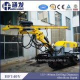 Portable Manual DTH Swivel Drilling Rig for Slope Protection (hf140y)