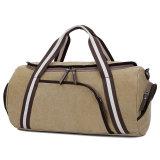 Плотная Canvas поездки брелоки багажа мужчин Отдыхаюших Duffle Bag