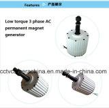 2kw 48V niedriger U/Min synchroner Dauermagnetgenerator Wechselstrom-für Verkauf (SHJ-NEG2000)