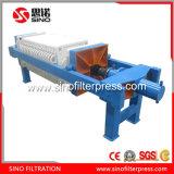 Plaque de PP filtre presse hydraulique pour concentrer l'exploitation minière de l'assèchement
