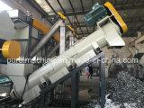 Plastikaufbereitenwaschmaschine für pp.-Vliesstoff-Gewebe