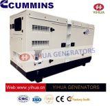 32.5-302kVA de stille Diesel van de Luifel ElektroGenerator van de Macht met de Motor van Cummins [IC180123A]