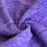 Ватка влияния печатание катиона микро-, ткань куртки (лиловая)