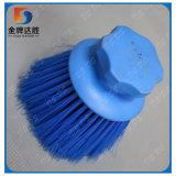 Facile de prendre disque bleu brosse en nylon