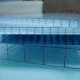 Folha oca do policarbonato de quatro paredes para estufa Breeding