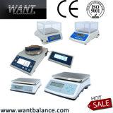 0-30kg/0.001g-0.1g elektronische wiegende Schuppe, elektronischer Ausgleich, analytischer Ausgleich
