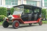 Het behendige Van het Ontwerp Elektrische voertuig met 4 wielen van het Ce- Certificaat voor Toerisme