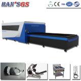 Laser della tagliatrice di alto potere del tubo del carbonio di GS del migliore Han
