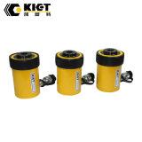 cilindro hidráulico oco para construção