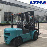 Carretilla elevadora diesel de la marca de fábrica de Ltma de 4 toneladas