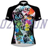 Новый стиль полиэстер спандекс Термосублимационная сухой установите на велосипеде футболках NIKEID