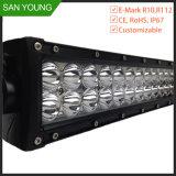 13 barra chiara di pollice 72W LED per i camion