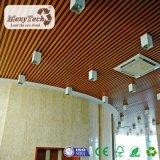venta al por mayor de interior del techo del PVC de la decoración del material compuesto de 40*45 milímetro WPC