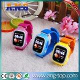 子供のためのSosデジタルGPSのブレスレットの子供の腕時計