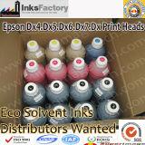 Os distribuidores de tinta solvente Eco Universal quis