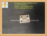 Petite charnière mécanique d'acier inoxydable de porte