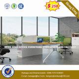 최신 인기 상품 현대 디자인 금속 다리 사무실 스크린 워크 스테이션 (UL-NM102)