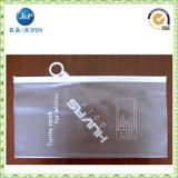 Bolso claro de la percha del PVC para la ropa interior (JP-plastic032)