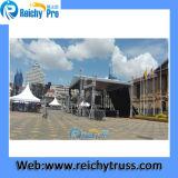Стенд для торговых выставок из алюминия и алюминиевых опорных крыши
