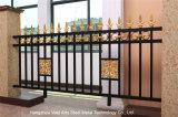 Klassischer europäischer Luxious Aluminiumgarten-Zaun