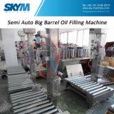 회전하는 가득 차있는 자동적인 부피 측정 기름 충전물 기계