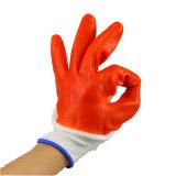 Нейлоновые перчатки нитриловые с