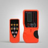 uno mismo automático de medición del rango de la herramienta de los 500m que nivela el instrumento de control rotatorio del nivel del laser del rojo
