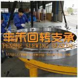 Roulement de pivotement de l'industrie de la construction navale, le pignon intérieur, Professional Fabricant