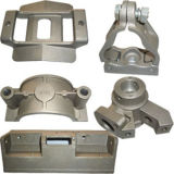 自動車部品を機械で造る工場精密投資鋳造