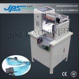 荷物ベルト、ペットベルト、プラスチックベルトの熱いカッター機械