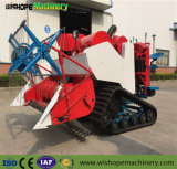 Uso personal Mini de cosechadoras de arroz con 18 CV de potencia del motor