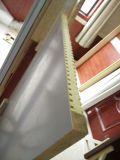 Buena puerta interior de madera ambiental caliente del compuesto WPC